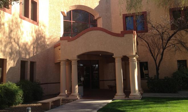 Mona Lisa Plaza, Tucson, AZ